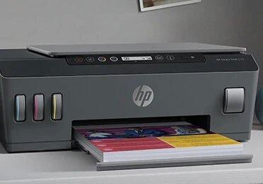 Impresora Todo-en-Uno inalámbrica HP Smart Tank 515