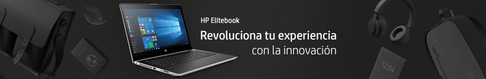 Notebooks HP EliteBook | Revoluciona tu experiencia con la innovación