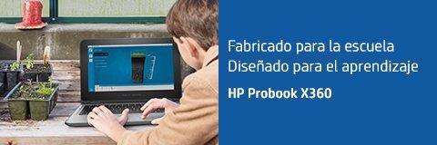 Notebooks HP ProBook x360   Fabricado para la escuela, diseñado para el aprendizaje