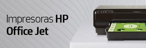 Impresoras HP OfficeJet
