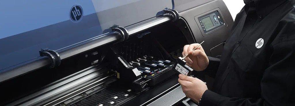 ¿Cómo Limpiar un Cabezal de Impresión?